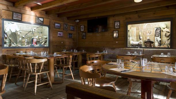 El Tex-Mex - Saint-Paul-les-Dax Salle du restaurant