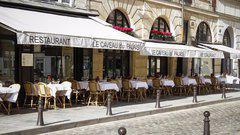 Le Caveau du Palais - Restaurant - Paris