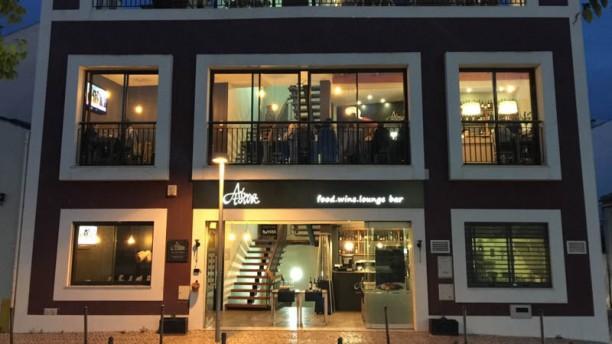 Alma Town - food.wine.lounge bar Entrada