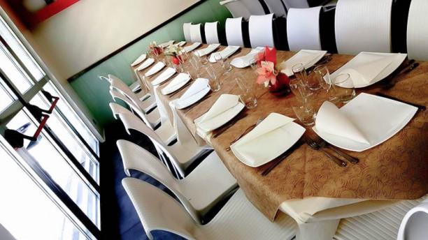 Degustibus Particolare tavolo
