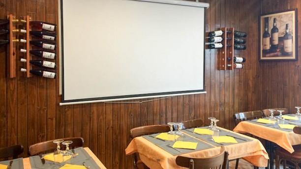 Chez Ma-No Salon du restaurant