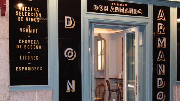 La Taberna de Don Armando Entrada