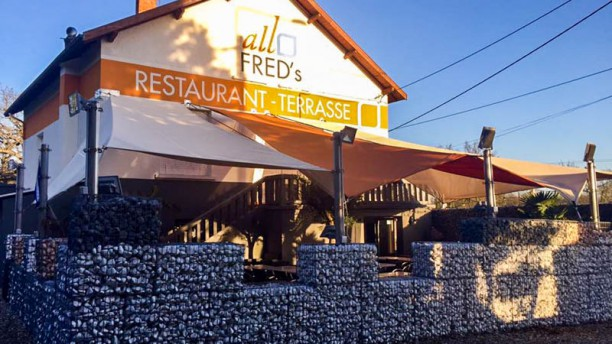 All Fred's Le restaurant