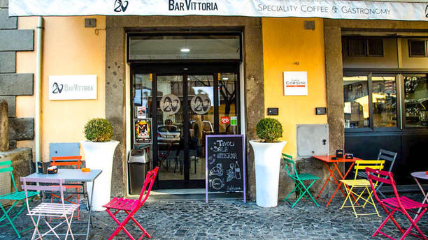 Ristorantino Quarcosetta (bar vittoria) entrata