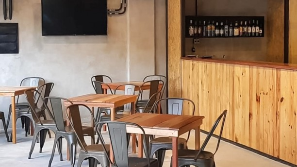 Rossi Beer BrewHouse Ambiente Interno