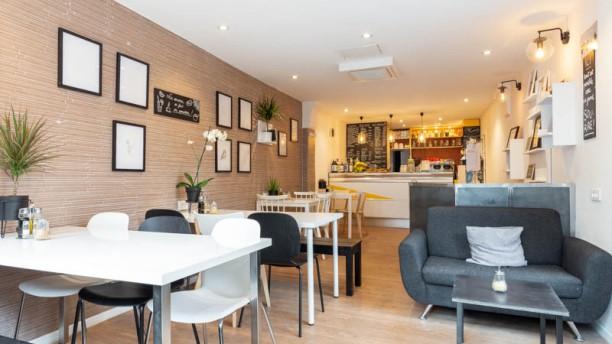 Cozette Cafe Concept Paris 5 Vue de la salle