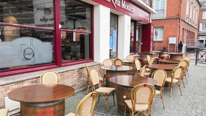 Les Domaines Qui Montent - Restaurant - Évreux