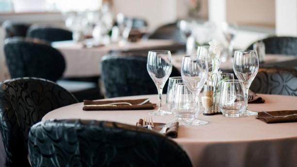La Villa du Lac Salle du restaurant