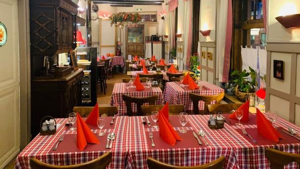 La Grande Vitesse Salle du restaurant