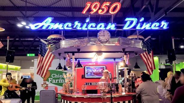 1950 American Diner - Forte dei Marmi esterno