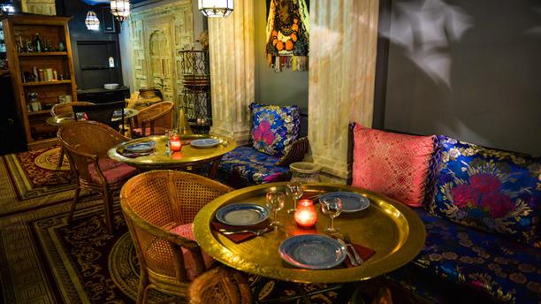 La Khaima Restaurant Menu