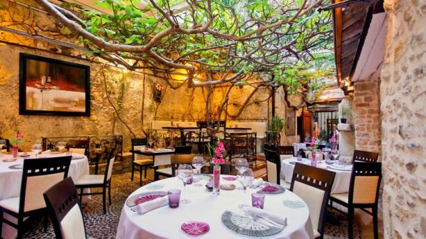 Le figuier de saint esprit in antibes restaurant reviews for Restaurant antibes le jardin