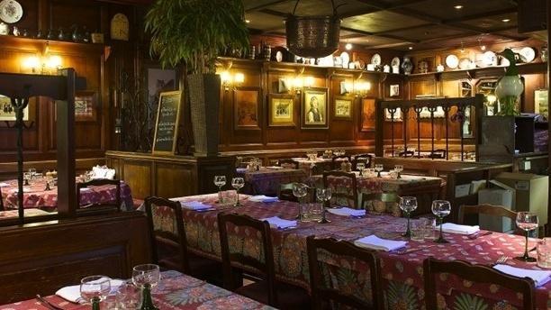 Winstub Le Clou Salle du restaurant