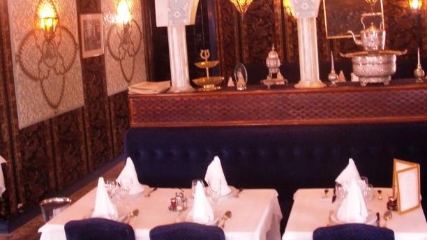 La Tour de Marrakech Salle du restaurant