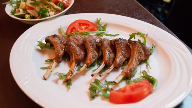 Suggestie van de chef - Orontes West, Amsterdam