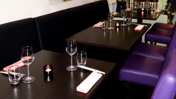 Fan's Kitchen restaurantzaal