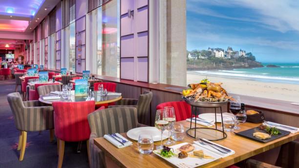 restaurant l 39 appel du large casino barri re dinard dinard 35800 avis menu et prix. Black Bedroom Furniture Sets. Home Design Ideas