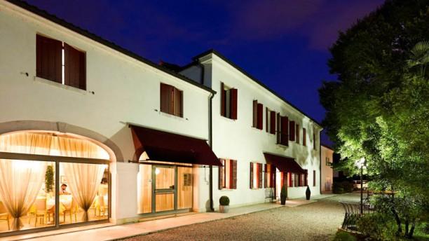 Villa Patriarca facciata