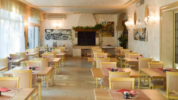 Villa Patriarca Sala ristorante