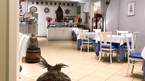 Taverna del Marinaio La sala