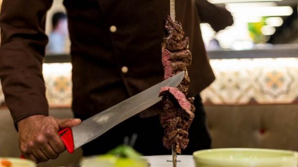 Brasayleña - Palacio del Hielo Sugerencia del chef