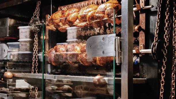Alan & Pim's Utrecht Kip in de grill