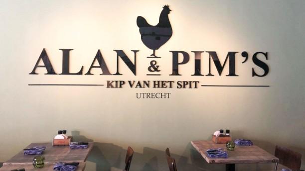 Alan & Pim's Utrecht Restaurant