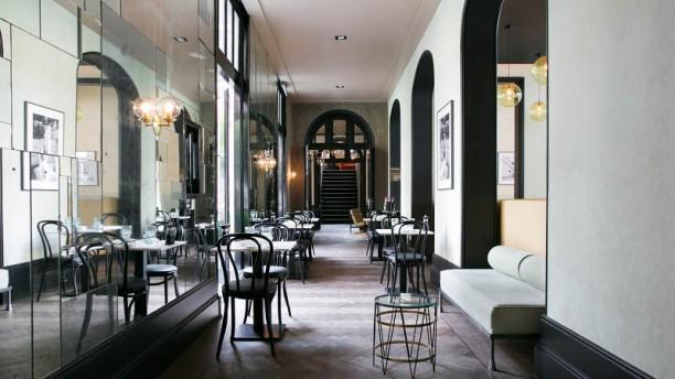 The College Restaurant Het restaurant