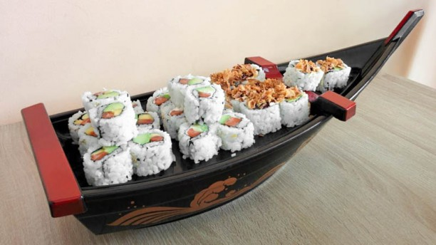 Sushi M'agrada Sugerencia del chef