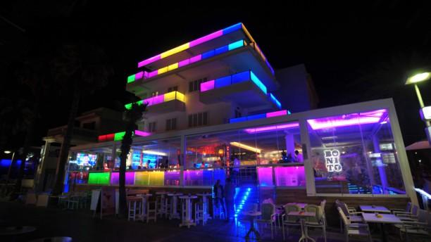 Bonito Street Food & Margarita Bar Vista fachada