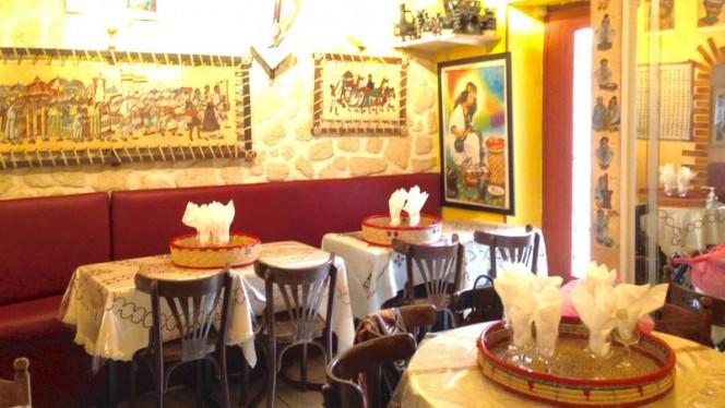 Le Negus - Restaurant - Paris