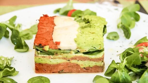 Mejores restaurantes sanos Madrid - Crucina
