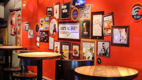 Reste Au Bar, Lille