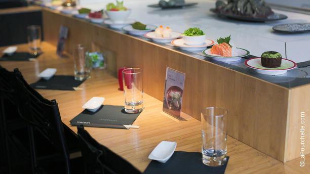 Matsuri Victor Hugo Tables dressées