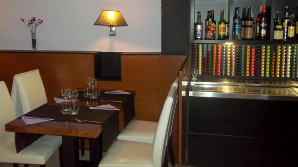 La Raclette - Arenys De Mar Vista de la sala