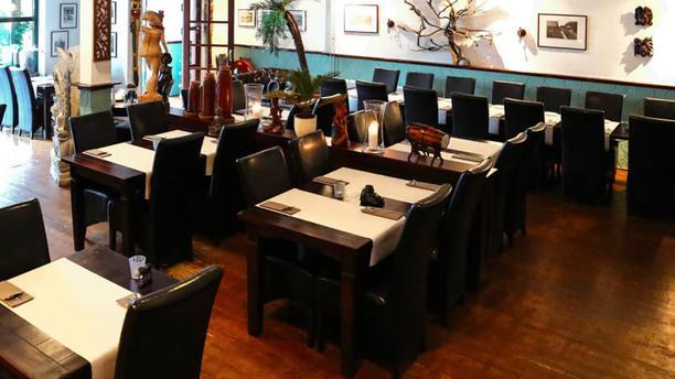 Lestari Indonesisch Restaurant Het restaurant