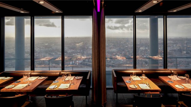 the penthouse in the hague restaurant reviews menu and prices thefork. Black Bedroom Furniture Sets. Home Design Ideas