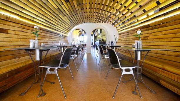 MOES eet- en drinklokaal Restaurantzaal