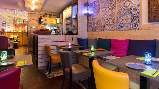 Tapasbar Centwich Restaurant