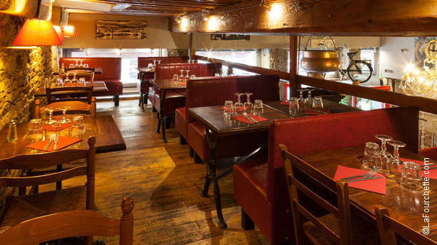 Restaurant Pailleron Lyon Croix Rousse