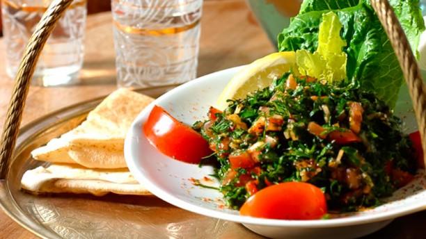 Libanesen på hörnet mat