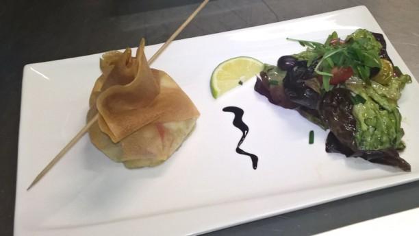 Chez Laeticia Suggestion de plat
