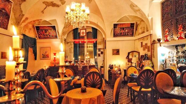 Cardamomo Persian Palace La sala