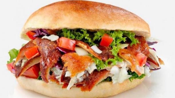 Indian Tandoori Royal Kebab Sugestão do chef