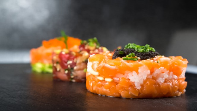 Suggerimento dello Chef - Domò Sushi, Rome