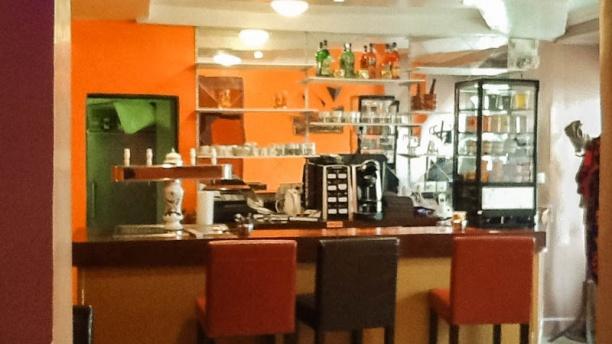 Chez Hawa saveur d'Afrique vue intérieur