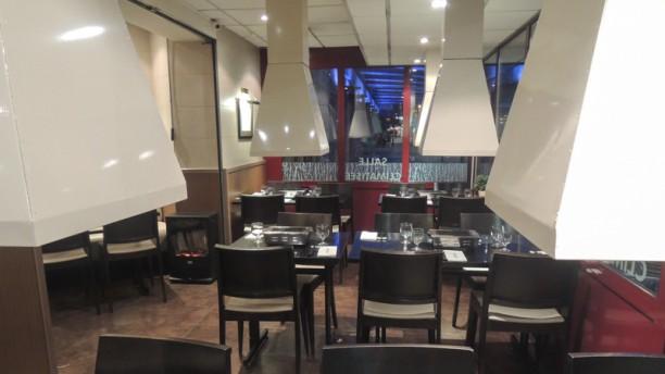 Matsuba Salle du restaurant