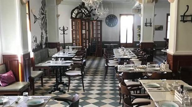 La Balanguera Sala del restaurante