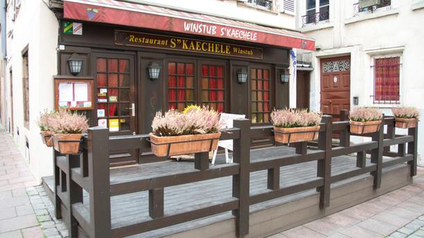 Winstub S'kaechele restaurant