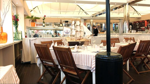 Tocca Restaurant Sala